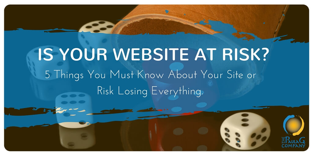 Is Your Webmaster Holding Your Site Hostage?