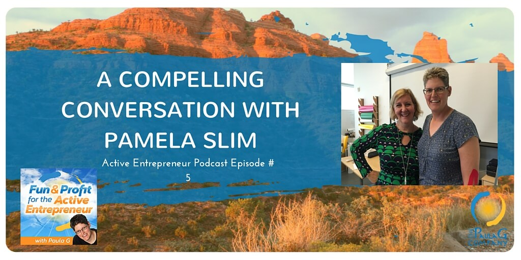 AEP 005 – A Compelling Conversation with Pamela Slim