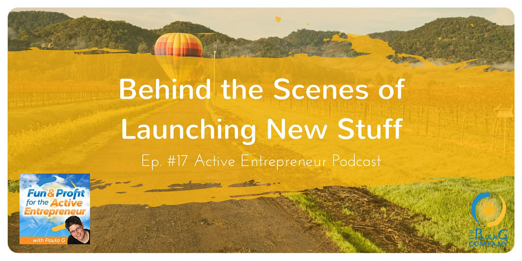 How to Launch New Stuff