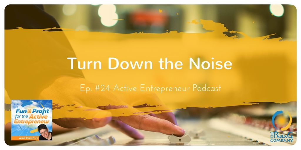 AEP 024 – Turn Down the Noise
