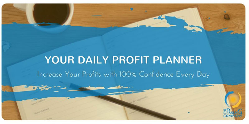 Your Daily Profit Planner